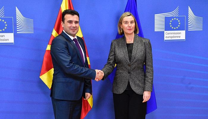 Macedónsko cez víkend rozhodne o zblížení s EÚ a NATO, Rusko tomu chce zabrániť