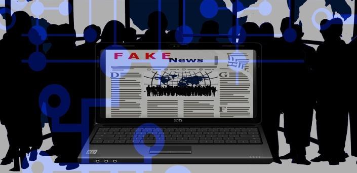 Falošná kontrola falošných správ