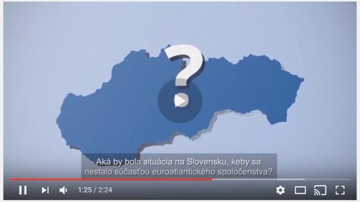 Videoexplainer: Bezpečnosť, mier, sloboda, ochrana ľudských práv a slobôd nie sú samozrejmosťou